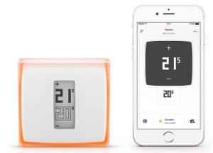 Netatmo termostato wifi inteligente